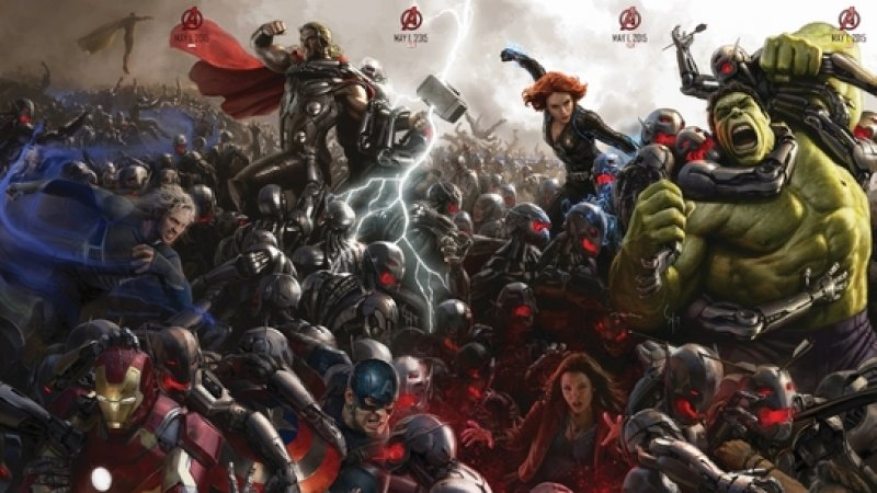 Kino Co Marvel S The Avengers 2 Age Of Ultron Cinemaxx In